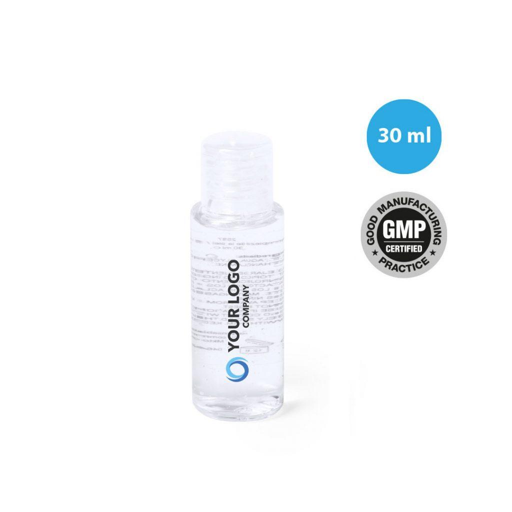 Gel Hidroalcohólico 30 ml. desinfectante COVID 19 | Publiguindas.es