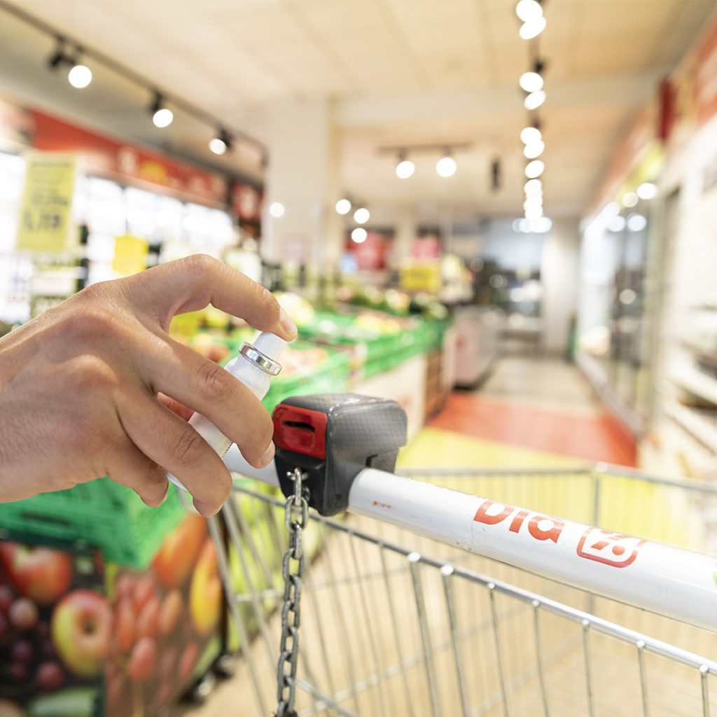 Spray Higienizante 20 ml COVID 19 | Publiguindas.es
